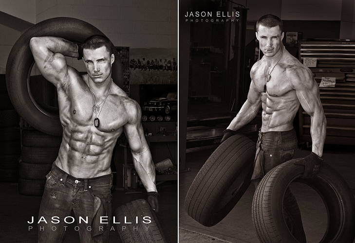 Jason Ellis Photography - Greg for Live Image
