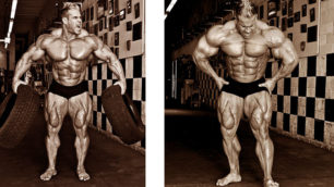 Jason Ellis Photography - Jay Cutler Live Image