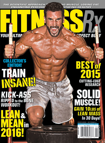 Fitness Rx Cover