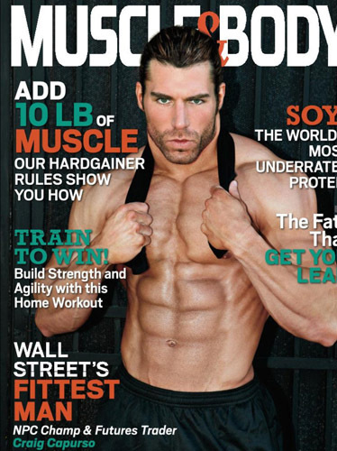 Muscle & Body Cover