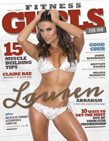 Ftness Girls Cover