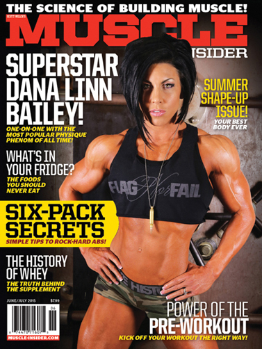 Muscle insider Cover