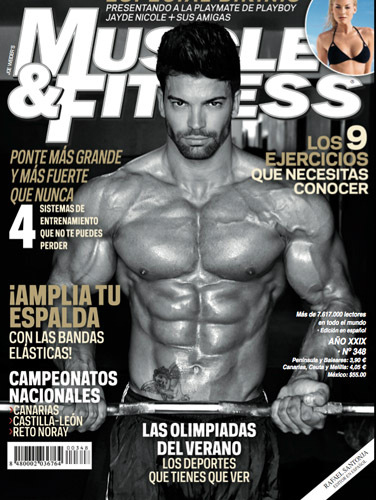Muscle & fitness Cover