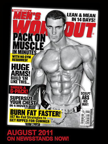 Mens Workout Cover