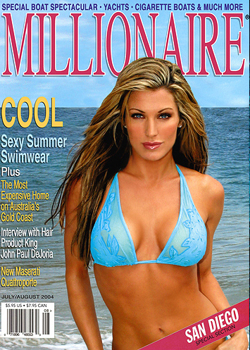 Millionaire Cover