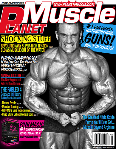 Planet Muscle Cover